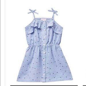 Toddler Star Print Dress